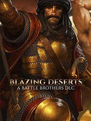 Battle Brothers Blazing Deserts - PC