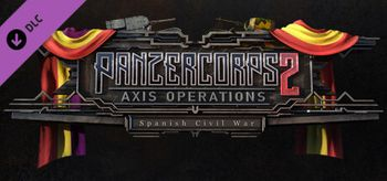 Panzer Corps 2 Axis Operations Spanish Civil War - PC
