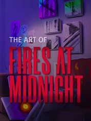 Fires At Midnight Art Book - PC