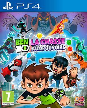 Ben 10 : La Chasse aux Pouvoirs - PS4