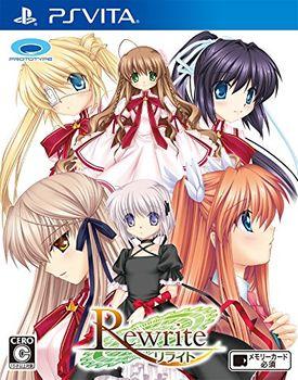 Rewrite - PSVITA