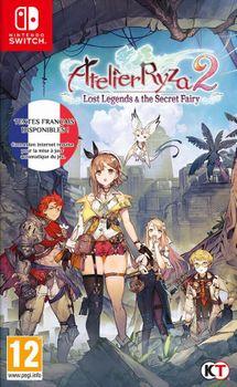 Atelier Ryza 2 : Lost Legends & the Secret Fairy - SWITCH