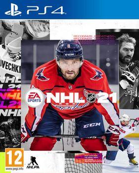 NHL 21 - PS4