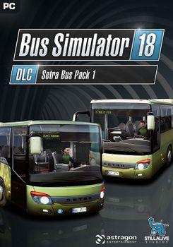 Bus Simulator 18 Setra Bus Pack 1 - PC
