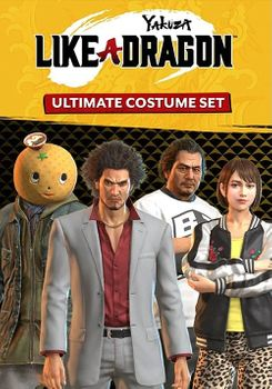 Yakuza Like a Dragon Ultimate Costume Set - PC