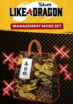Yakuza Like a Dragon Management Mode Set - PC