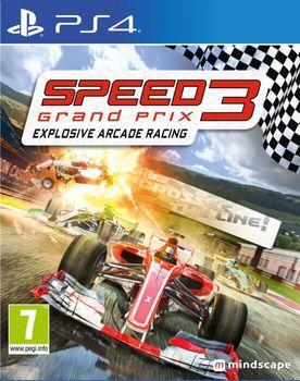 Speed 3 : Grand Prix - PS4