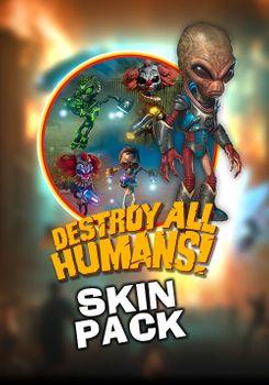Destroy All Humans Skin Pack - PC