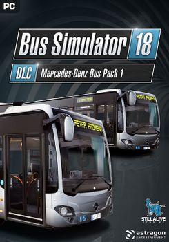 Bus Simulator 18 Mercedes Benz Bus Pack 1 - PC