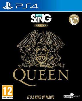 Let's Sing Queen - PS4