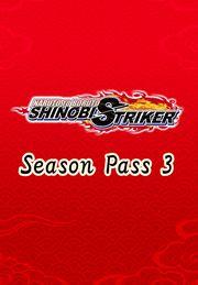 NARUTO TO BORUTO SHINOBI STRIKER Season Pass 3 - PC