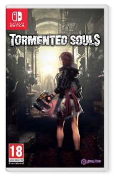 Tormented Souls - SWITCH