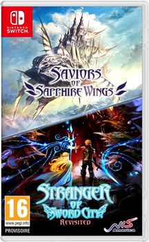 Saviors of Sapphire Wings / Stranger of Sword City Revisited - SWITCH