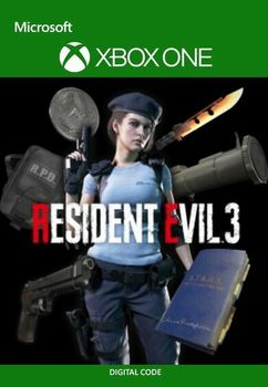 Resident Evil 3 All In game Rewards Unlock - XBOX ONE