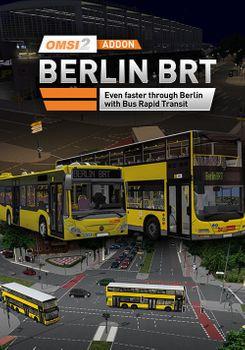 OMSI 2 Add On Berlin BRT - PC