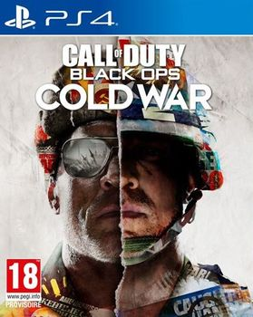 Call of Duty : Black Ops Cold War - PS4