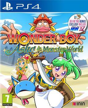 Wonder Boy : Asha in Monster World - PS4
