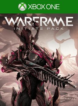 Warframe Initiate Pack - XBOX ONE
