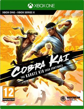 Cobra Kai : The Karate Kid Continues - XBOX ONE