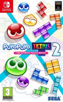 Puyo Puyo Tetris 2 - SWITCH