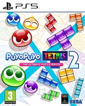 Puyo Puyo Tetris 2 - PS5