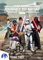 The Sims 4 Star Wars Journey to Batuu Game Pack - Mac