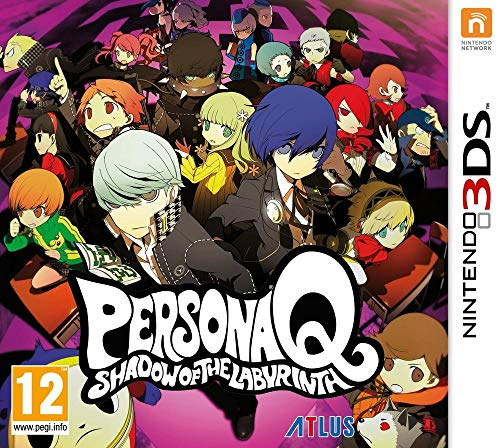 Persona Q : Shadow of the Labyrinth - 3DS