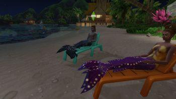 Les Sims 4 : Iles paradisiaques - Mac