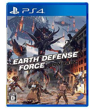 Earth Defense Force : Iron Rain - PS4