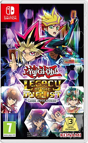 Yu-Gi-Oh! Legacy of the Duelist : Link Evolution - SWITCH